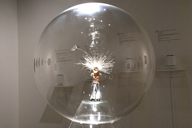 Bubble (detail)