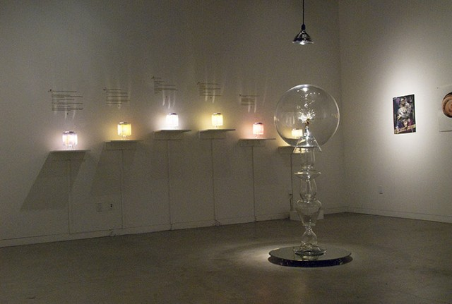 Bubble (installation view)