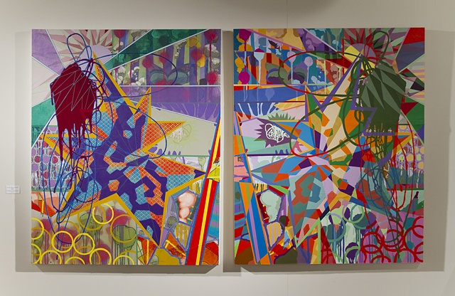 Dualities and Amalgamations 2009-2010