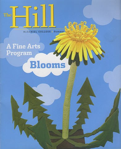 A Fine Arts Program Blooms- Hill Magazine 2010