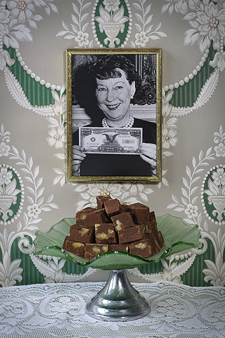 Mamie Eisenhower's Million-dollar Fudge