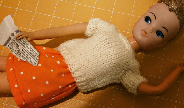 Sindy #15 (after Cindy Sherman)