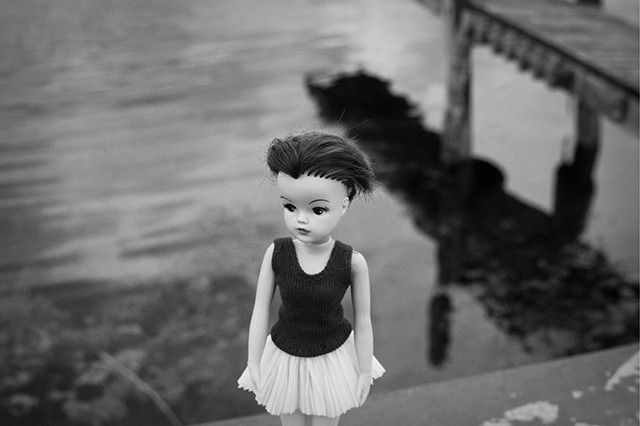 Sindy #5 (after Cindy Sherman)