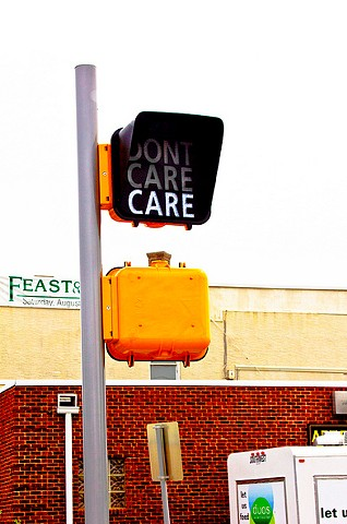 CARE/DON'T CARE