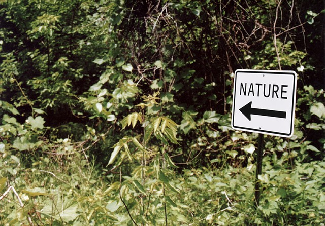 Nature Sign Jamie Pawlus