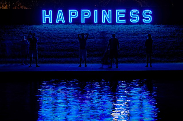 Happiness at IN Light IN