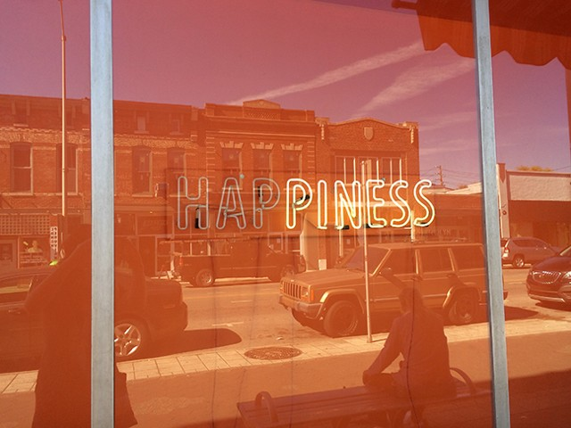 HAPPINESS Glitch at IMOCA
