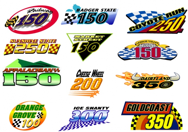 EA Race Track Icons