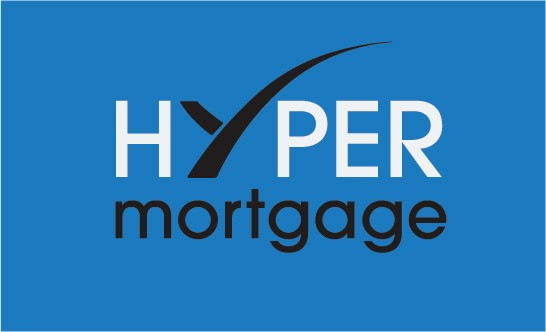 Hyper Mortgage Secondary Logo variation