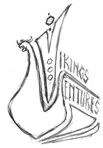 Vikings Ventures Rough Concept