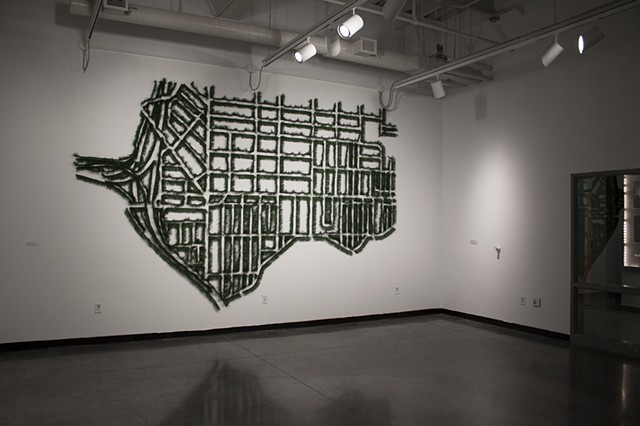 Urban Lore: New Works by Lukas Schooler