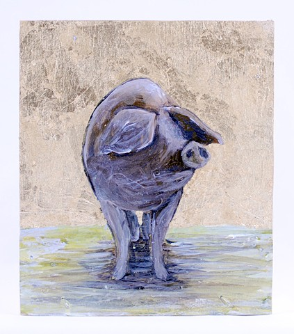 Alice the Pig - SOLD