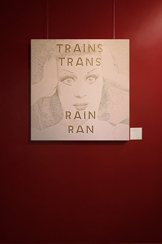 TRAINS (Moira Shearer)