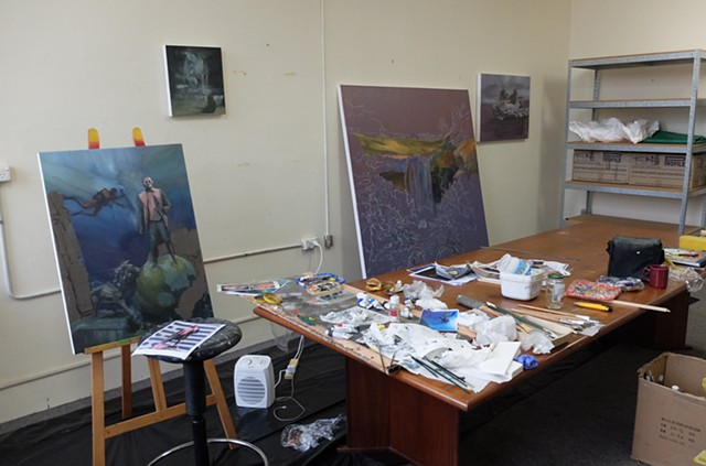 Midland Junction Art Centre residency