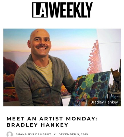 Featured in the LA Weekly