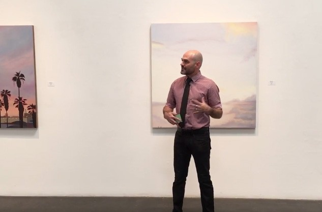 Bradley Hankey | Artist Talk  |  California Now