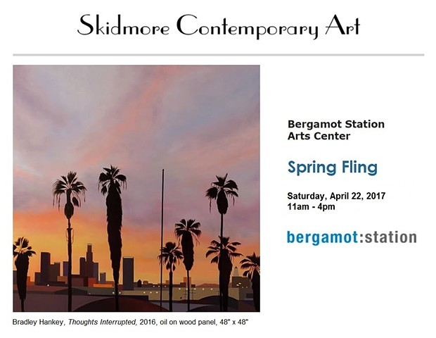 Spring Fling | New Paintings