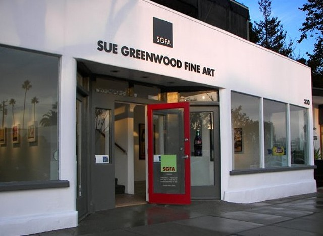 New paintings at Sue Greenwood Fine Art