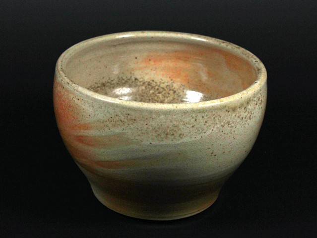 ceramic woodfired bowl