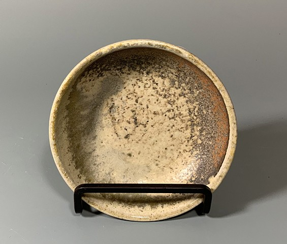 Small Wood-fired Plate/Ring dish