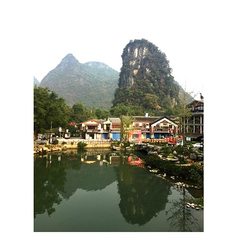"""Yangshou"" China Photographic Series by Dani Green 2018"