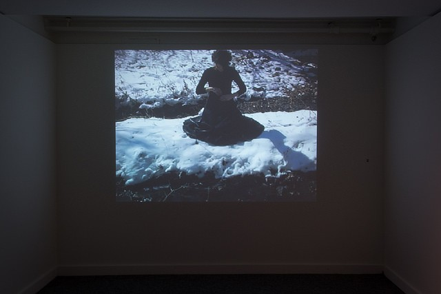 Grounding (installation view)