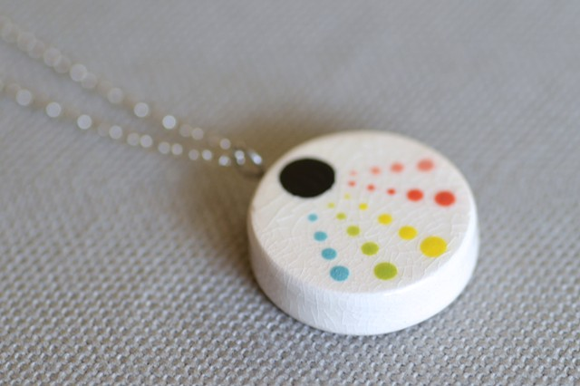Beam, Circle Necklace