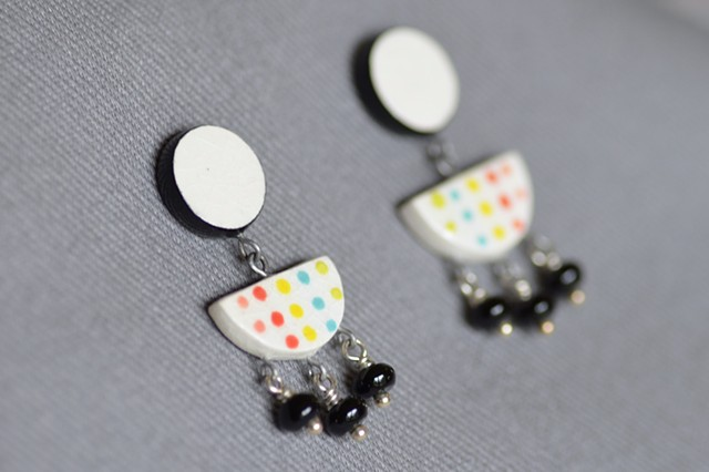 Balancing Act Earrings