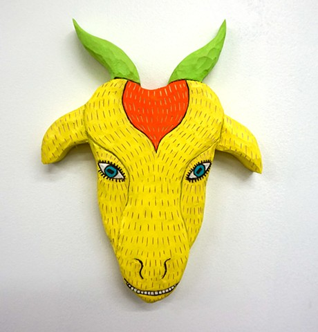 Yellow Goat
