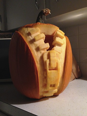 Pumpkin Zipper