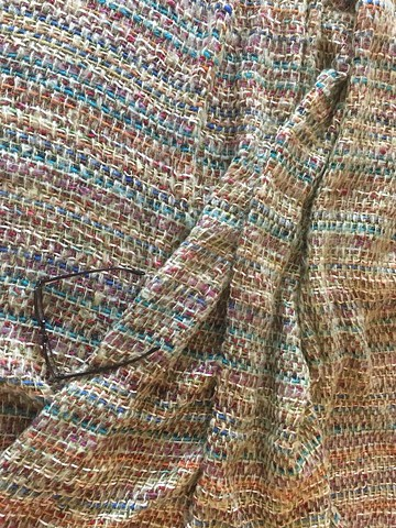 Handwoven Fabric Inquires Welcome