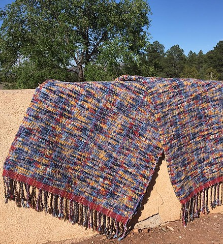Hand Woven in New Mexico