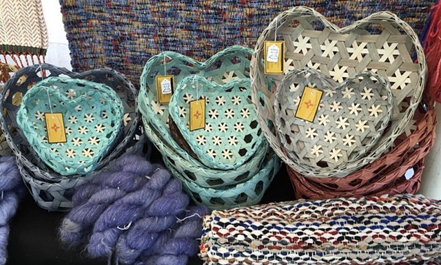 Handwoven Baskets by Kenny