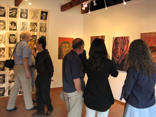 RLV Gallery/Oracle/Tucson My Solo Show