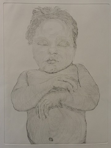 Portrait of A Dying Baby