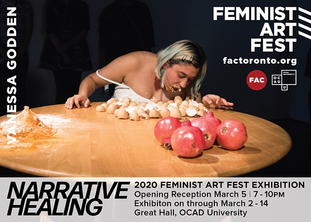 Feminist Art Fest: Narrative Healing