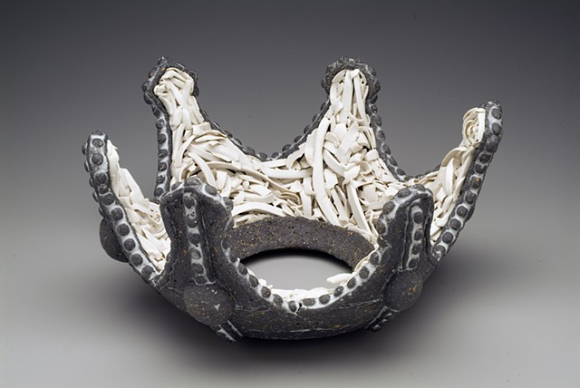 white rubble crown