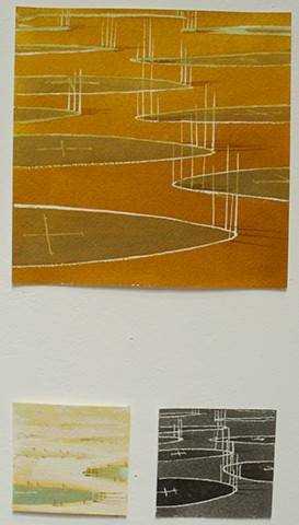 oval architecture - triptych 4