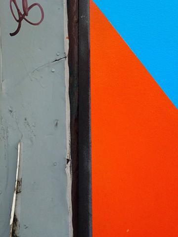 Blue Wedge :NYC