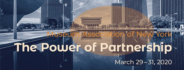 Museum Association of New York Conference 2020