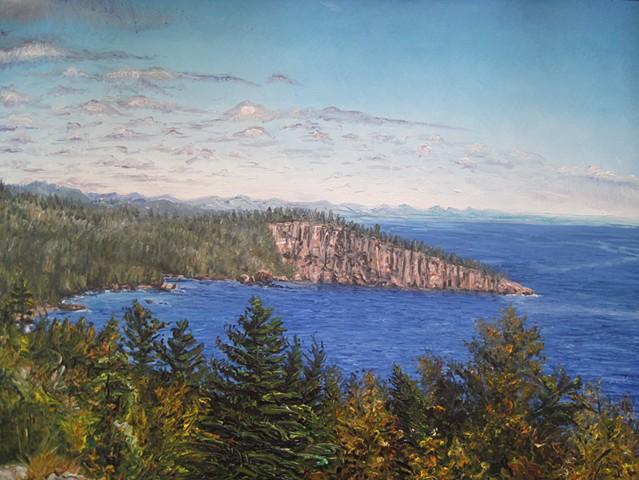 Shovel Point (lake Superior)
