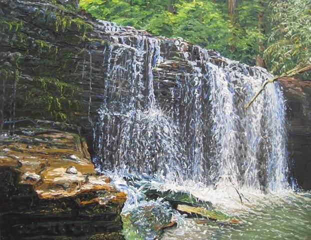 Hidden Falls (Nerstrand)