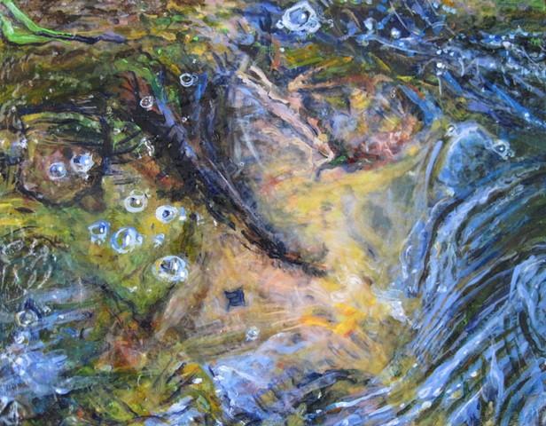 Minnemishinona Creek (Sunglow)