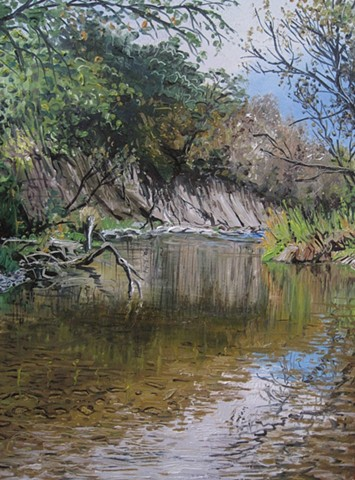 Ft. Ridgely Creek