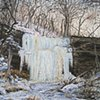 Yellow Falls (Frozen)