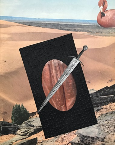 Sword in the Desert