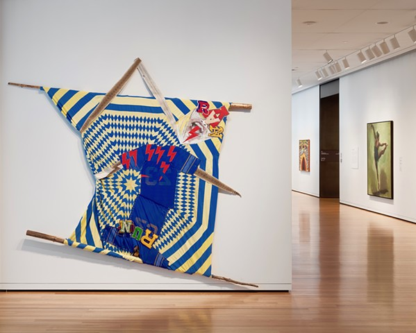 'Twinkle, Twinkle, Little Snake' solo exhibition at the Seattle Art Museum