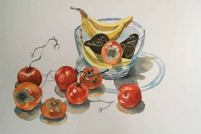 Fruit Bowl 1