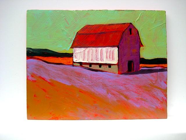 Small Barns #1