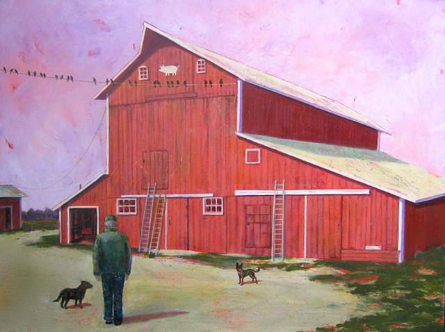 Compton's Barn